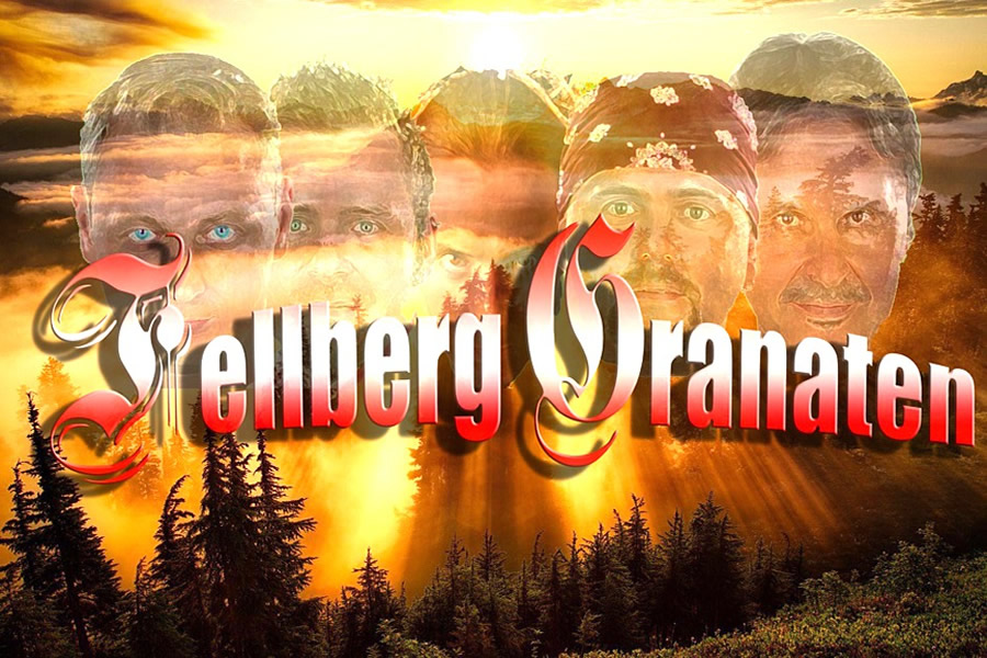 "Kirmestanz mit den ""Fellberg Granaten"""